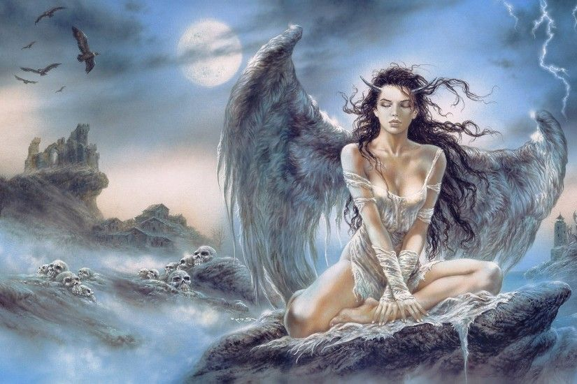 Luis Royo images Luis Royo Lady HD wallpaper and background photos