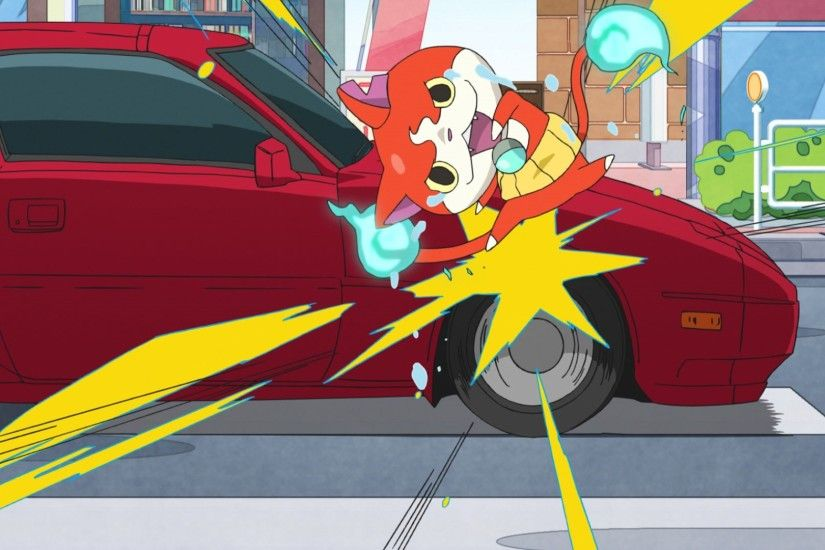 The tragic backstory of Yo-Kai Watch's Jibanyan is based on a real-life  incident