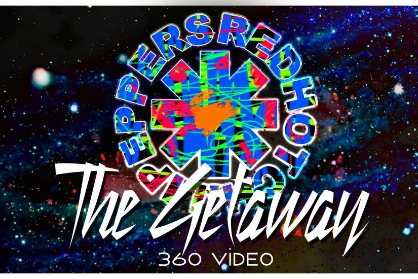 Red Hot Chili Peppers - The Getaway Lyrics video 360