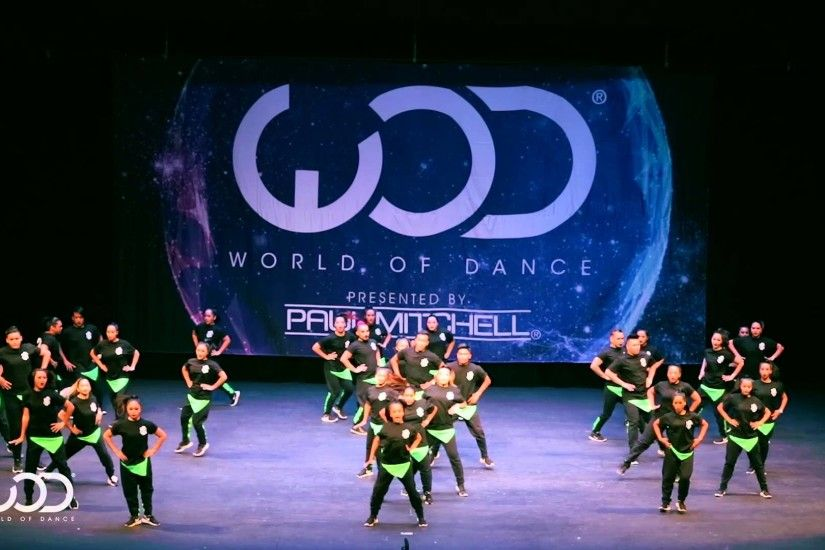 Studio 808 | 3rd Place Upper Division | World of Dance Hawaii 2016 |  #WODHI16 - YouTube