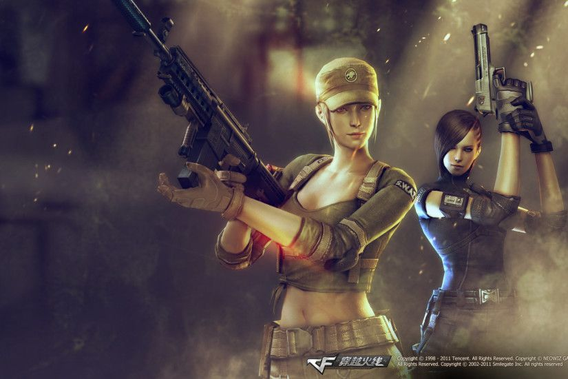 Crossfire Character Swat Reborn CounterStrike Source e Skins 1920×1200