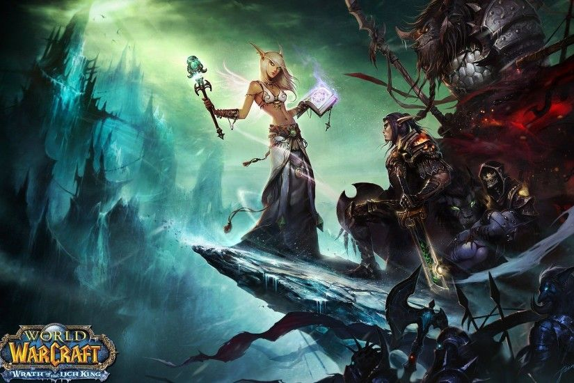 World of Warcraft Wallpaper Backgrounds High Definition Wallpapers .
