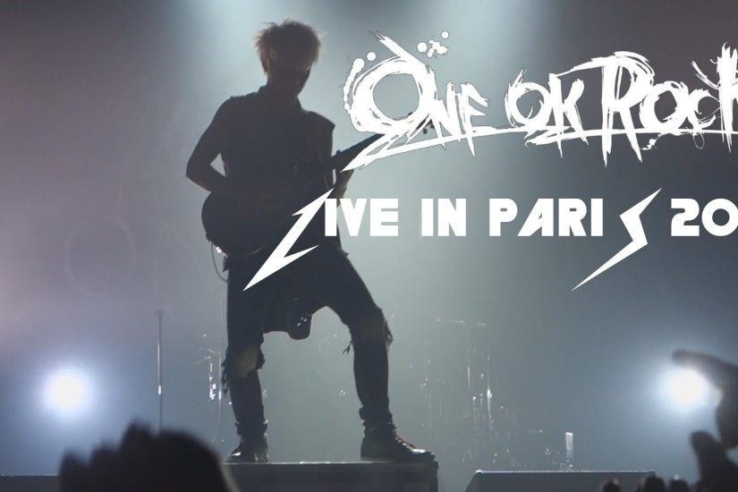 ONE OK ROCK ☠ - TORU (山下 亨) GUITAR SOLO, PARIS 「FRANCE」 ☆ ZENITH Filmed by  Nowayfarer ® 2014 FULL HD - YouTube