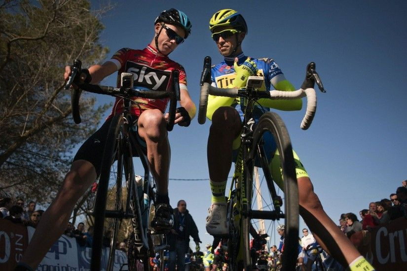 Tour of Andalusia 2015: First blood to Chris Froome as battle .