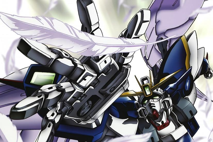 Gundam Gundam Wing endless waltz Wing Zero Custom Wing Zero wallpaper