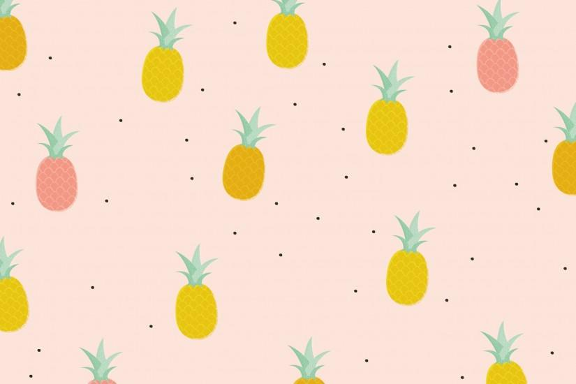 pineapple wallpaper 2560x1441 for android tablet