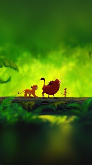 Download lionking hakuna matata. Disney iPhone Wallpapers for Disney fans.  Tap for more wallpapers