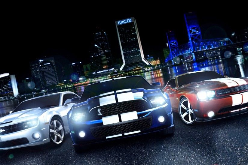 Muscle Car Wallpaper | Muscle Cars Wallpaper | HD Desktop Wallpapers