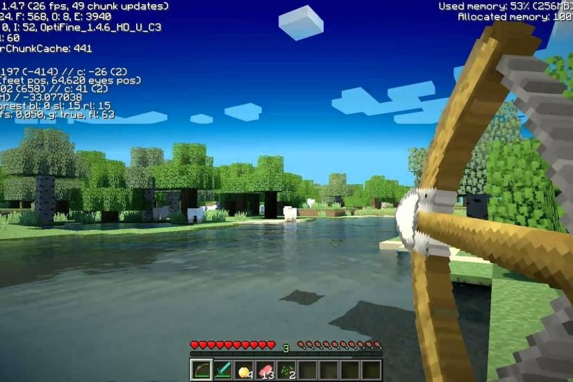 Minecraft Hd Wallpapers Shaders