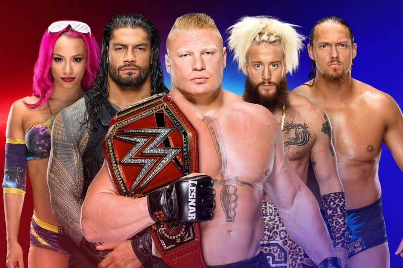 WWE Draft 2017, WWE superstar shake up, wwe superstar shake up 2017