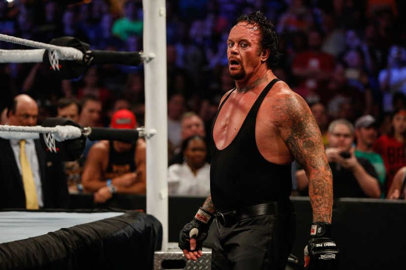 The Undertaker WWE Return: Royal Rumble Match Appears Likely Before Facing  John Cena At WrestleMania 33