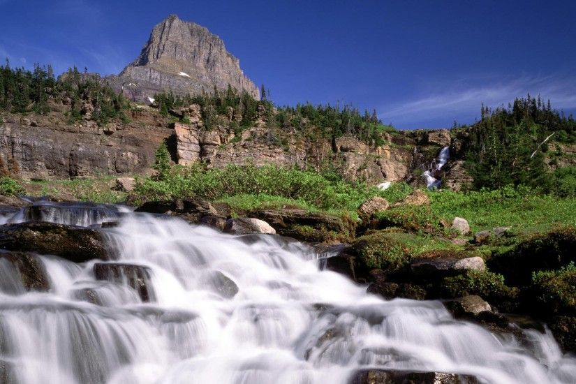 Glacier National Park free download wallpapers