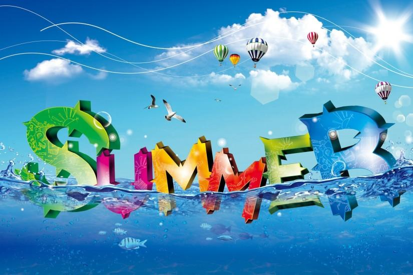 full size summer backgrounds 1920x1200 for tablet