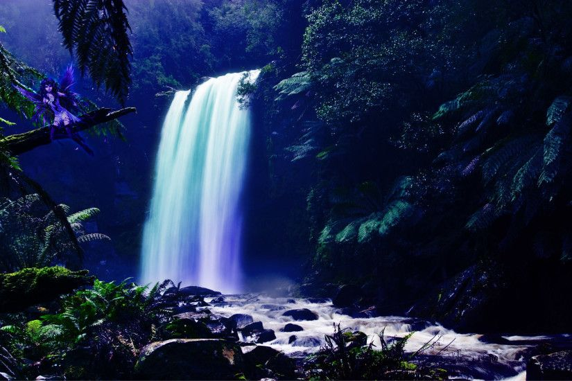 Falls-backgrounds-fairy-wallpapers-HD