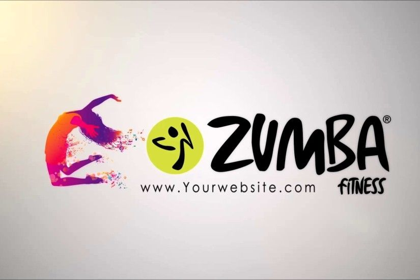 ... wallpapers majid lahmadqui colourful particles logo reveal ii zumba v4  you ...