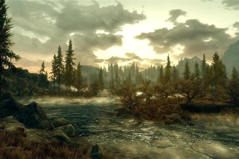 Skyrim Wallpapers 1920x1080 - Wallpaper Cave ...