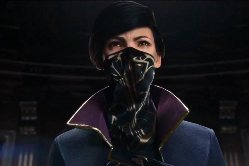 vertical dishonored 2 wallpaper 1920x1080 for 4k