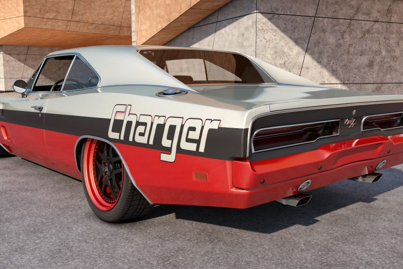 1969 Charger Maintenance/restoration of old/vintage vehicles: the material  for new cogs