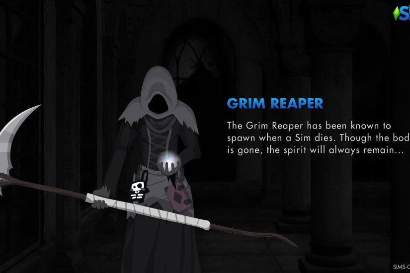 Grim Reaper Wallpaper 2560x1440 ...