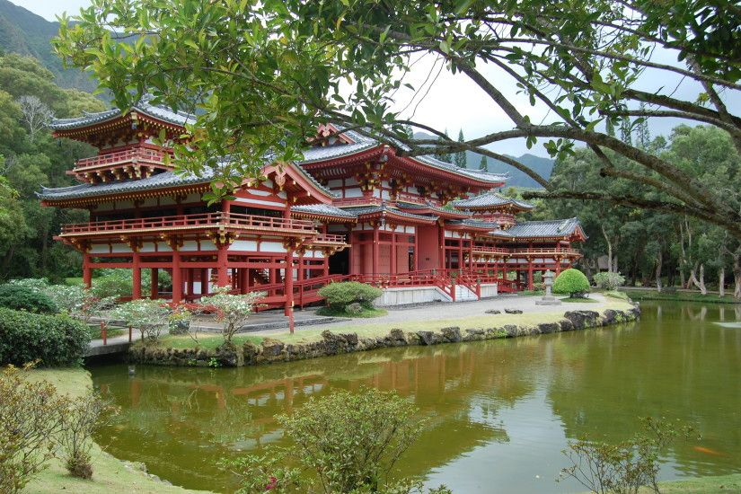 zen buddhist temple wallpaper -#main