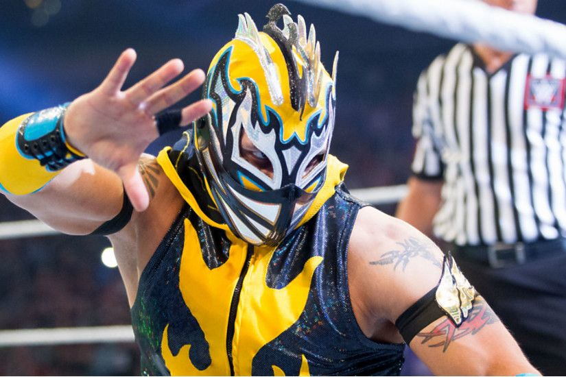 WWE has to prove that its luchadors are more than just a mask | WWE |  Sporting News