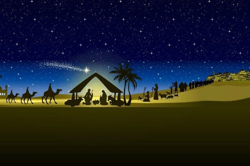 nativity scenes | Nativity scene Papel de Parede Imagem | Nativity Scenes |  Pinterest | Christmas nativity