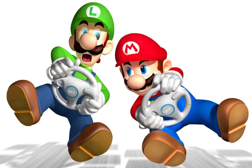 Luigi wallpaper mario and luigi wallpaper altavistaventures Gallery