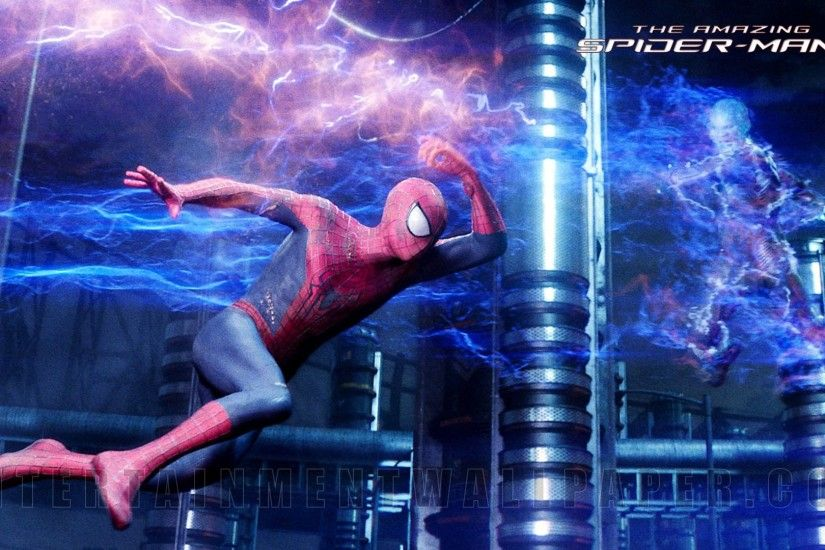 The Amazing Spider-Man 2 Wallpaper - Original size, download now.
