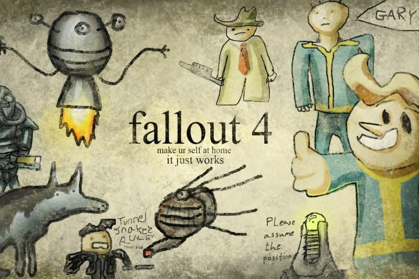 ... Fallout Wallpapers - Wallpaper Cave ...