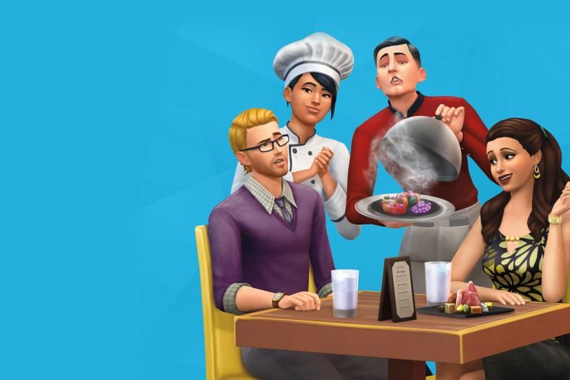 Sims 4[1920x1080] Sims 4: Dine Out Wallpaper ...