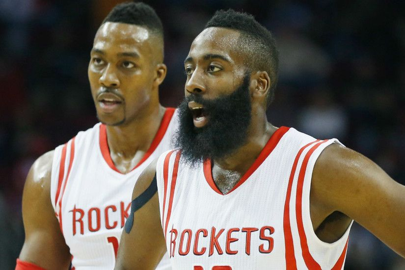 Dwight Howard calls James Harden the best left-handed player ever | NBA |  Sporting News