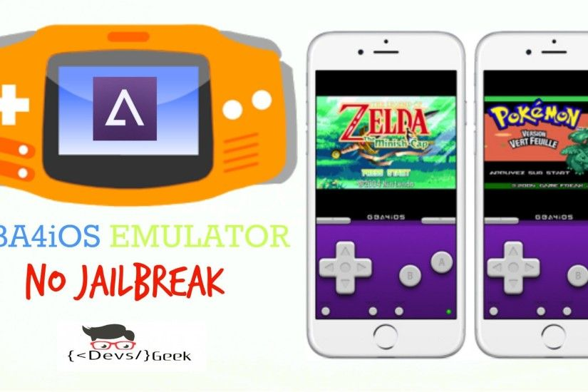 Download & Install GBA4iOS Emulator On iPhone 7 iOS 9.3 – 9.3.2 Without  Jailbreak