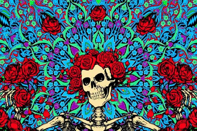 Grateful Dead Background - Viewing Gallery
