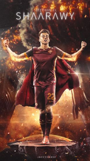 ... Stephan El Shaarawy | Wallpaper by jazzyjaber