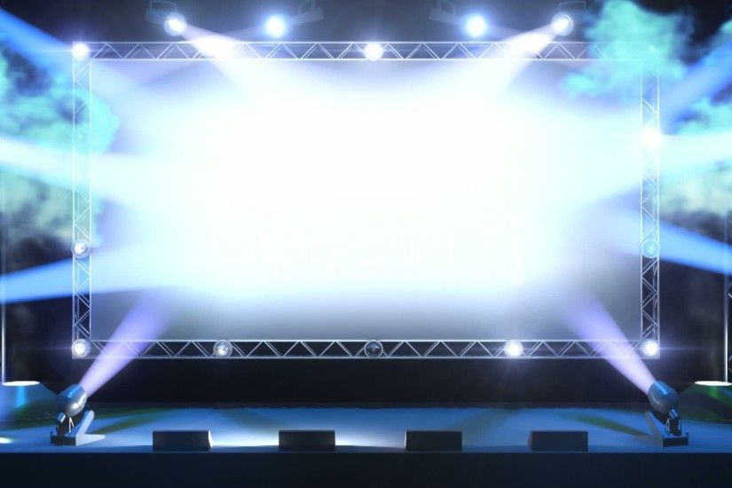 DFLNDD Komodo Upload 02 Stage-Lights by winampers-pro