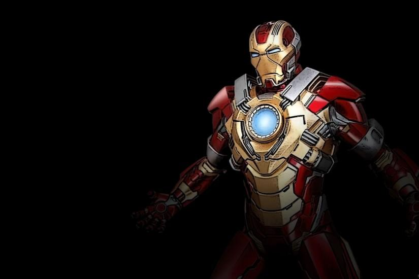 ironman wallpaper 2560x1440 samsung