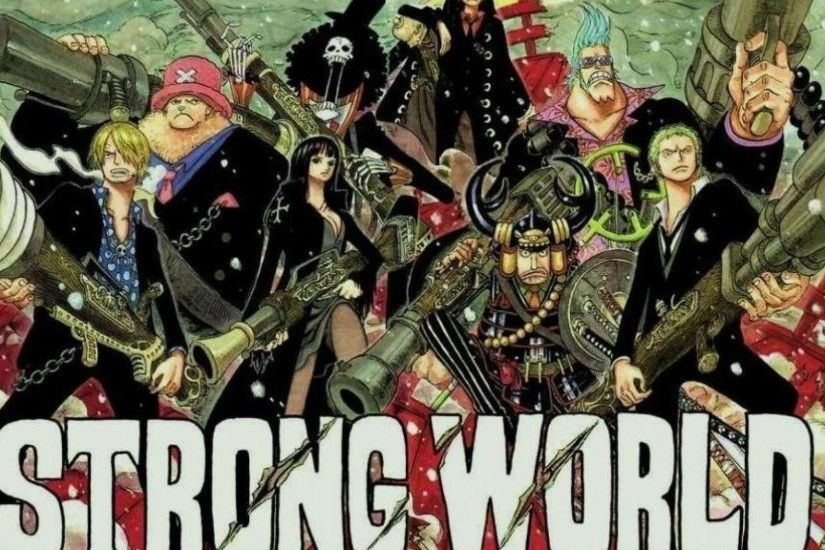 One Piece Strong World 570763