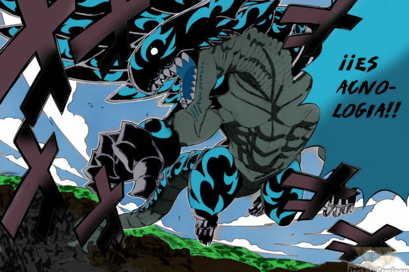 Fairy Tail 399 Acnologia Manga Color by JackalEteriasu on .