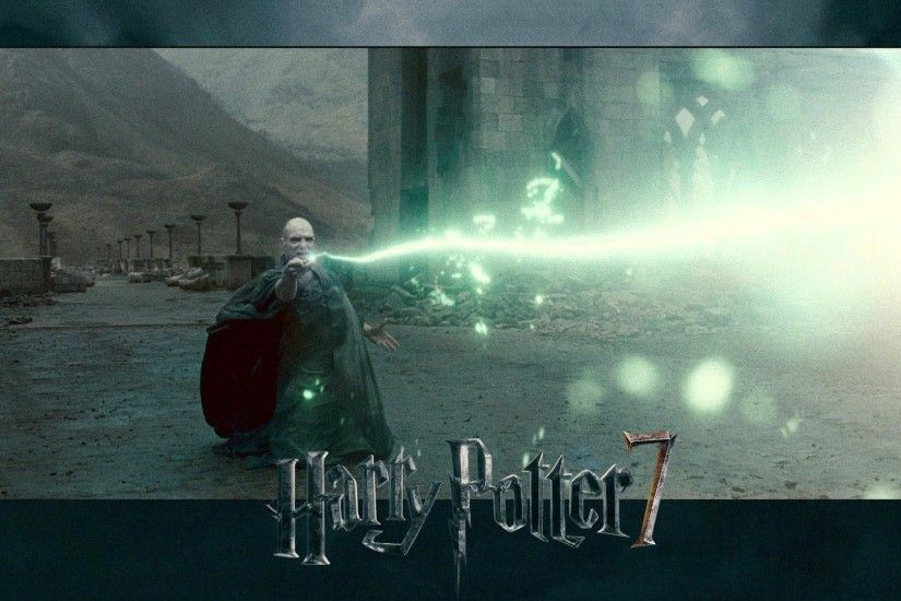 Voldemort - Harry Potter 7 1920x1080 wallpaper