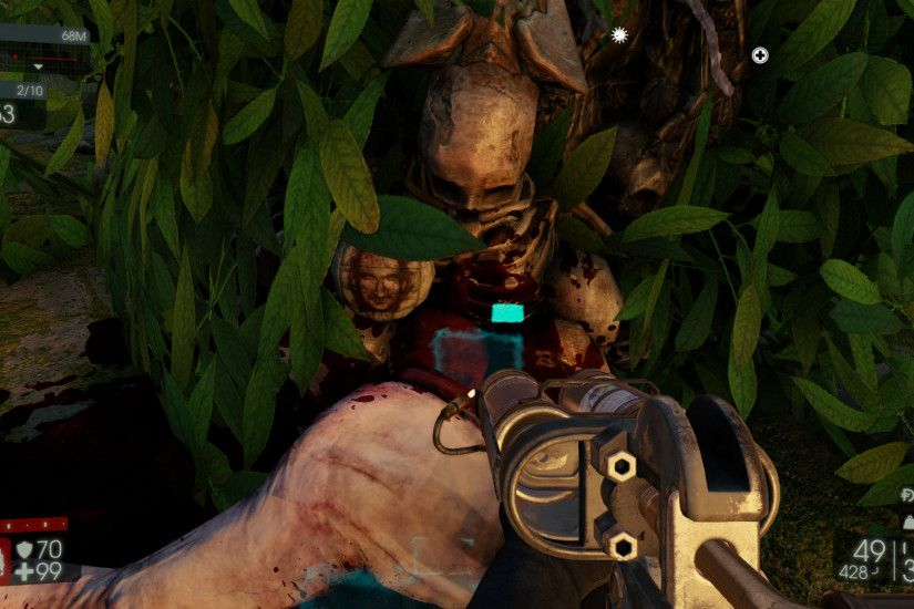 Cast Away Easter Egg in Killing Floor 2 (on the newest map).