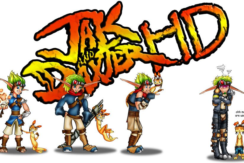 ... Jak and Daxter HD Collection by Sketchy-Linez