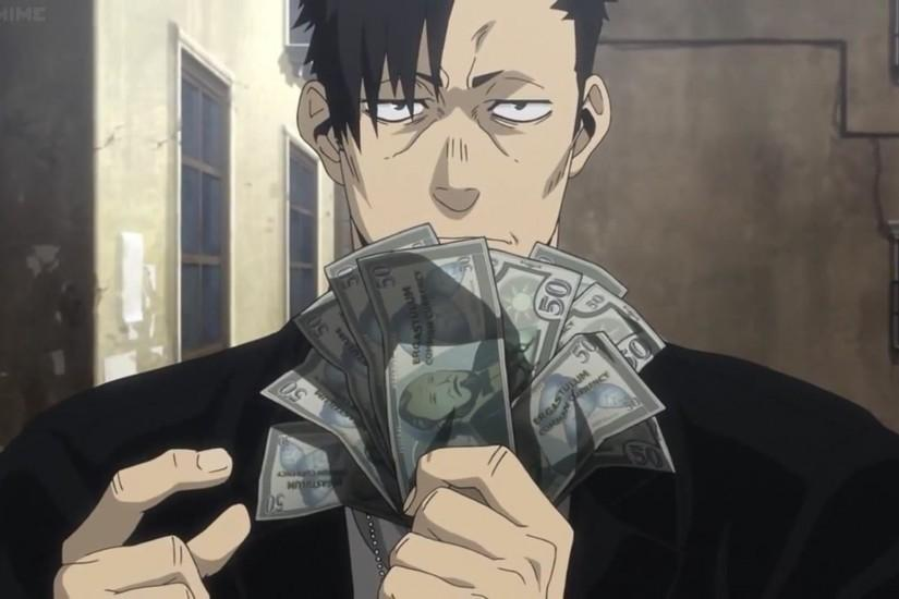 gangsta anime wallpaper hd - Google Search