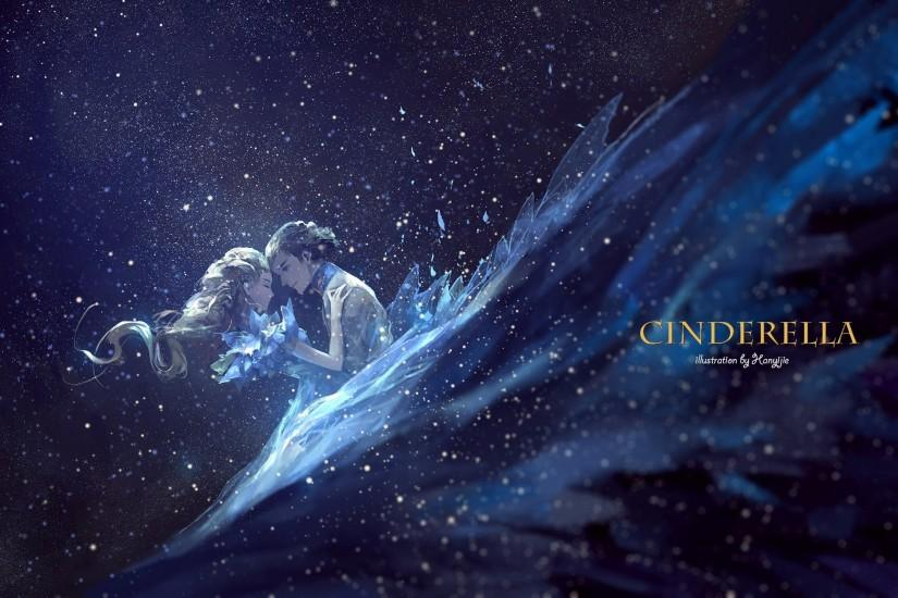 cinderella cinderella (disney) dress kklaji008 long hair male watermark  wallpaper