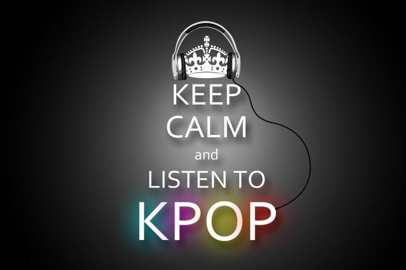 Keep Calm Kpop Quotes Wallpaper - Taborat.com
