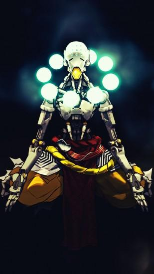 free download zenyatta wallpaper 1080x1920 xiaomi
