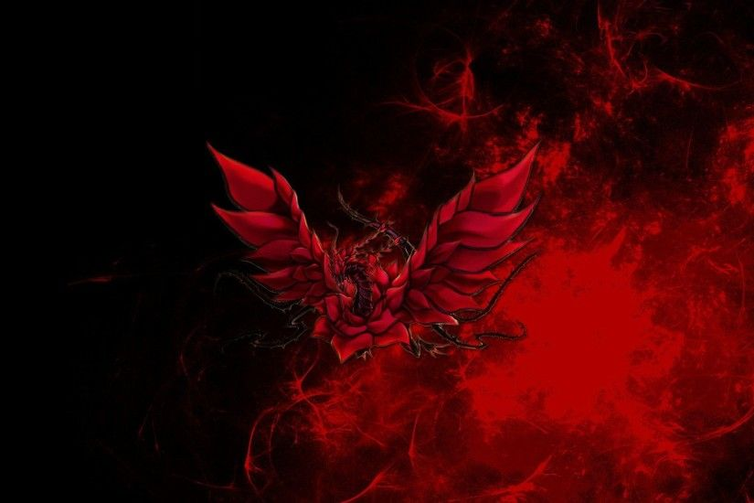 black red dragon hd images