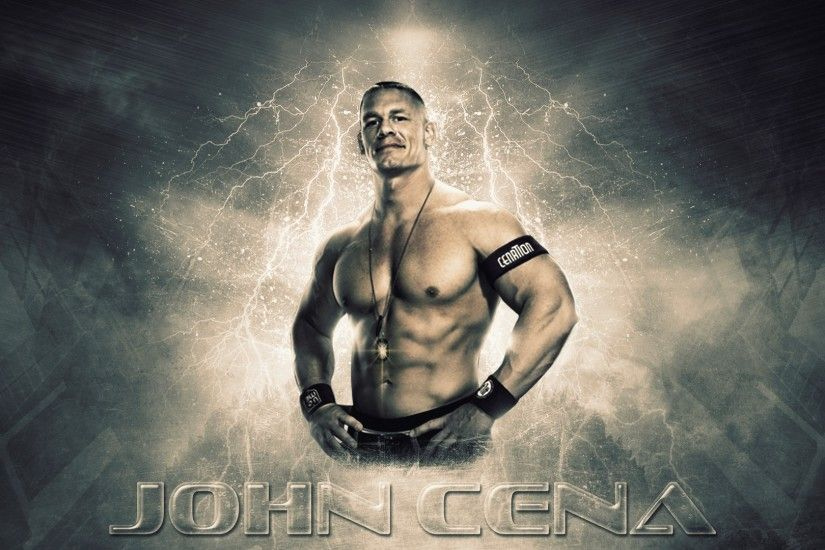 John Cena Widescreen Wallpaper 5