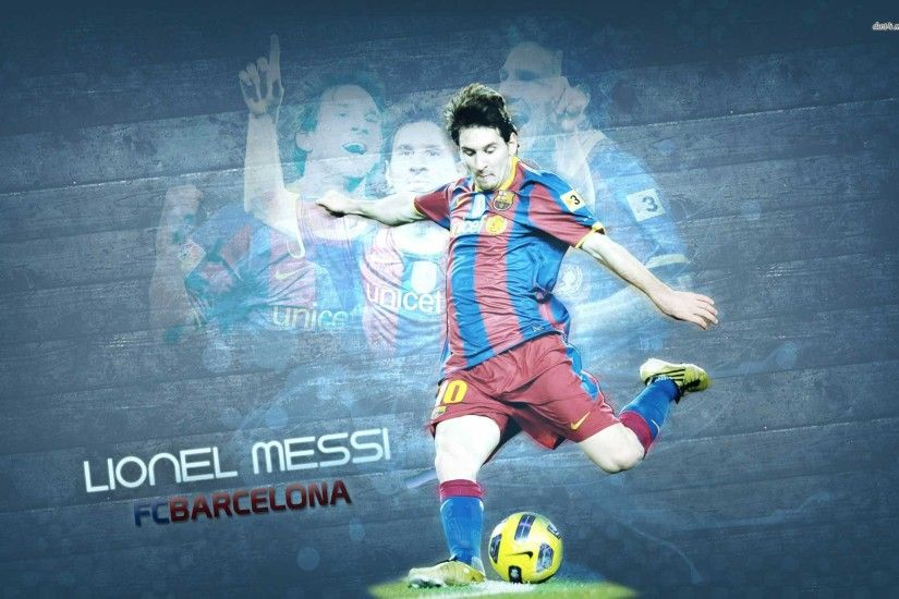 Leo Messi HD Wallpaper