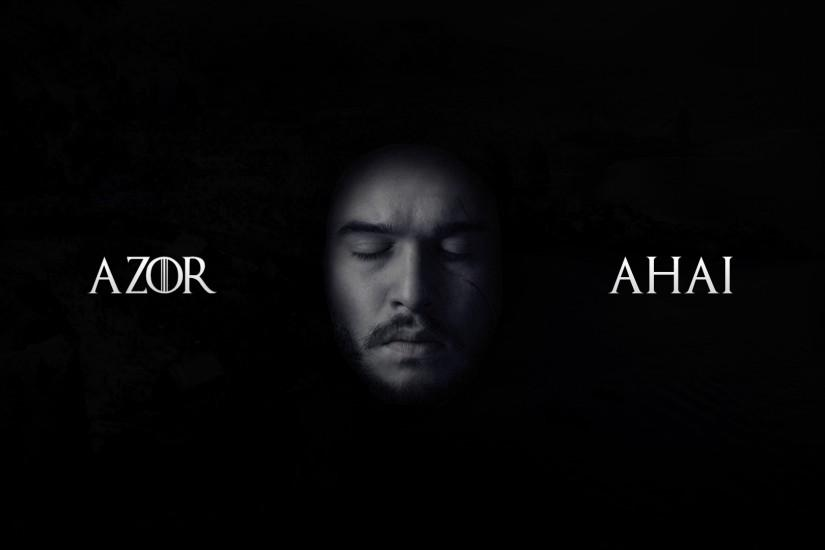Jon Snow, Game Of Thrones, A Song Of Ice And Fire, Azor Ahai