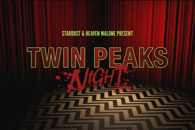 Twin Peaks Night - Drag & Burlesque Dance Party - June 1, 2017 at Berlin  Nightclub, Chicago - DJ sets by Heaven Malone